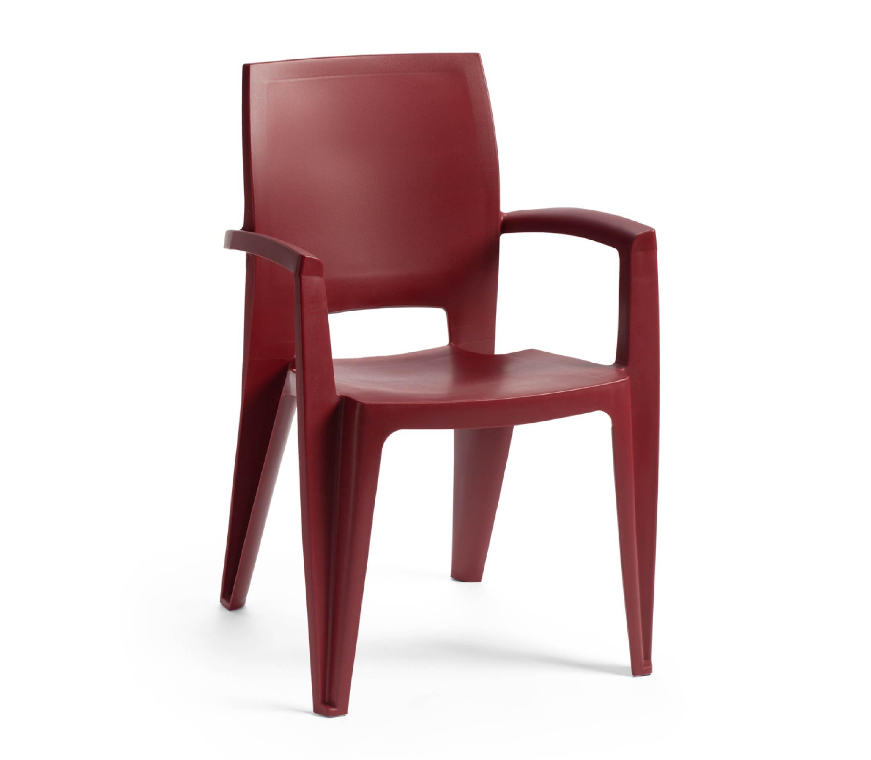 1_TENSAI_FURNITURE_AVIVA_BORDEAUX_COLOR_PLASTIC_ARMCHAIR_white_background_613_006_450_001 - AVIVA cadeira jardim