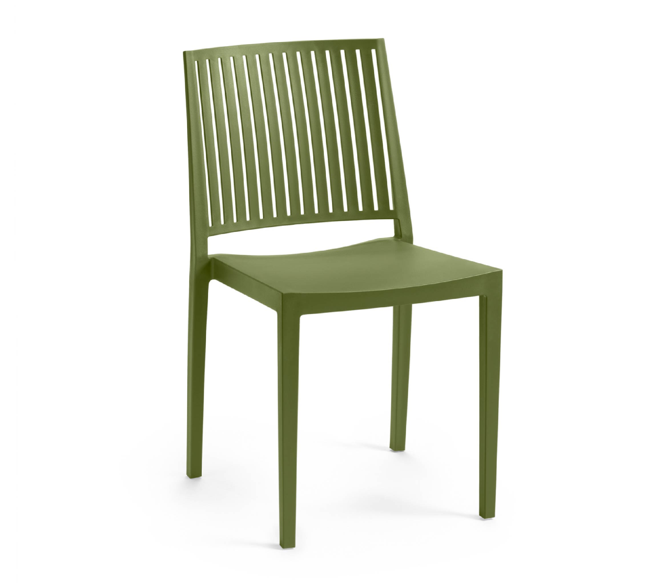 3 - TENSAI_FURNITURE_BARS_PLASTIC_green_olive_chair_color_white_background_514_001