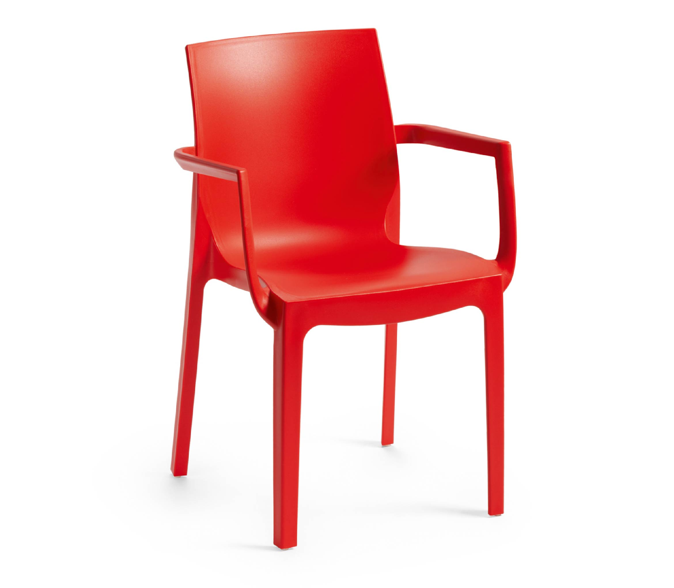 5 - TENSAI_FURNITURE_EMMA_CHERRY_RED_COLOR_PLASTIC_ARMCHAIR_white_background_405_001