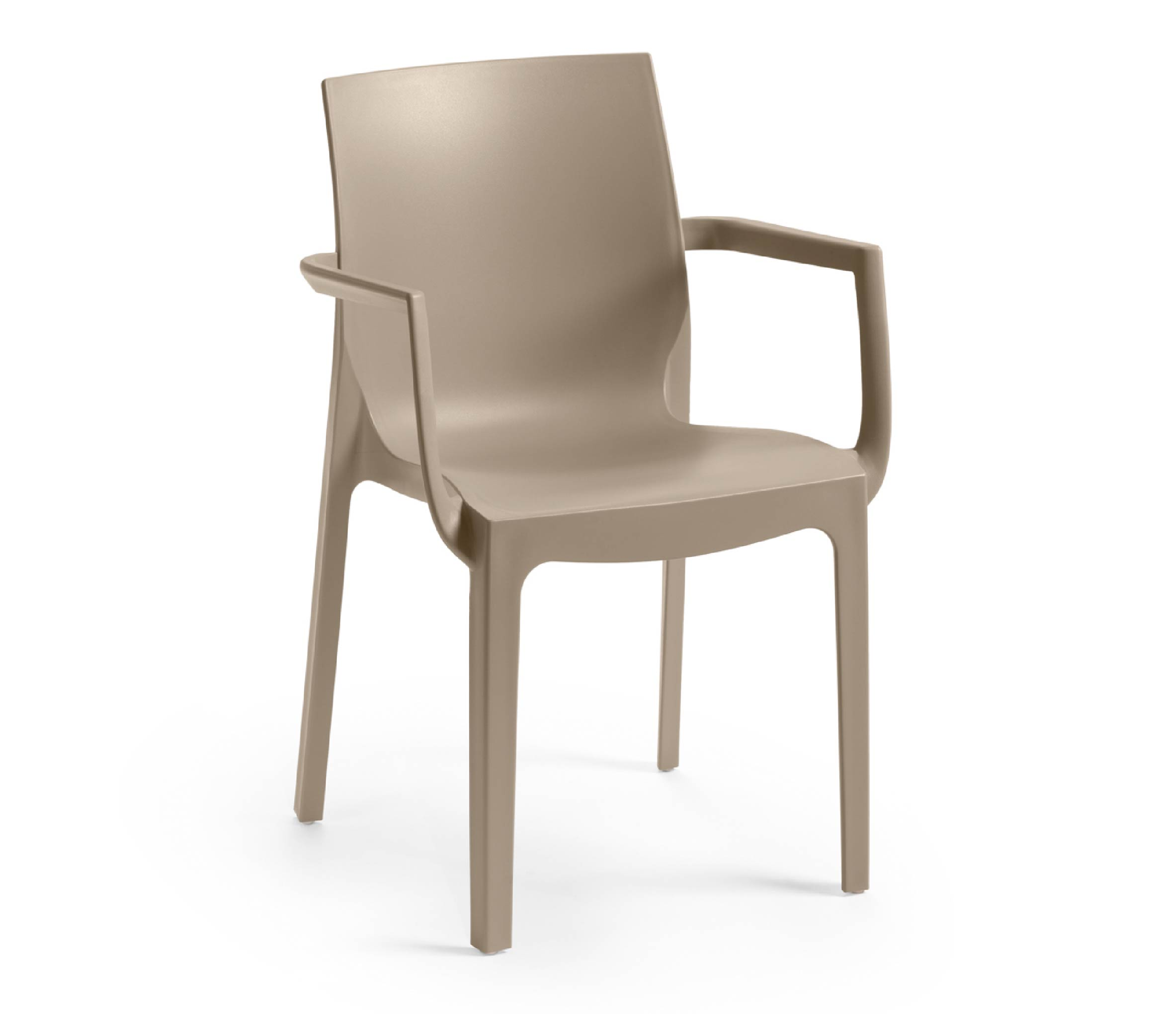 8 - TENSAI_FURNITURE_EMMA_TAUPE_COLOR_PLASTIC_ARMCHAIR_white_background_802_001