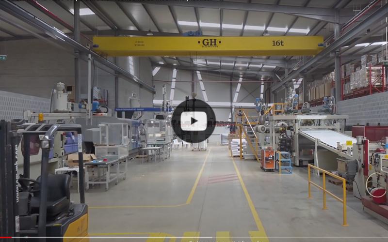 NEW CORPORATE VIDEO FROM TENSAI FURNITURE